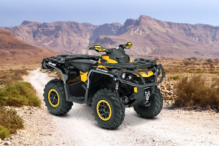 2015 Can-Am Outlander 6x6 ATV