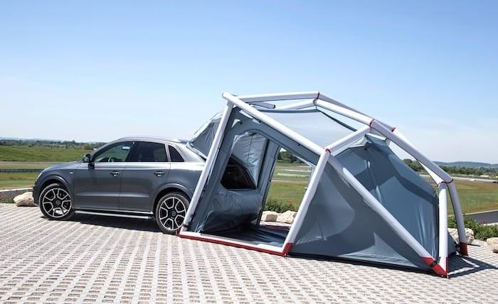 2015-audi-q3-camping-tent