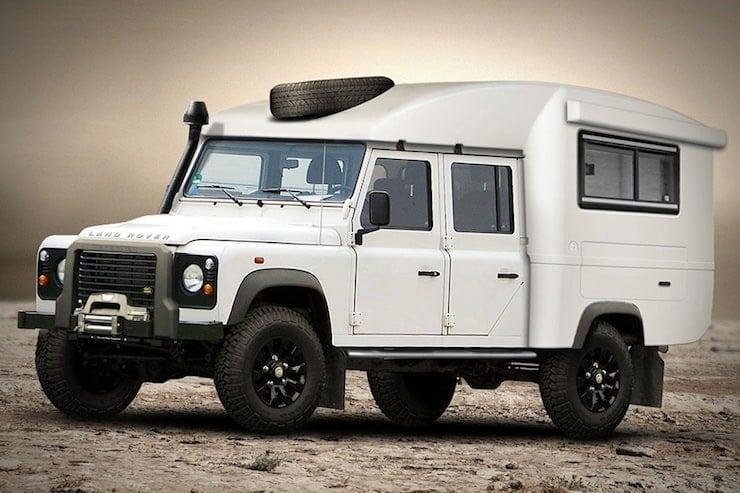 Footloose 4x4 Land Rover Sherazee