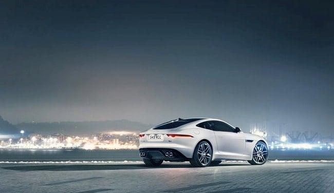 2015 Jaguar F-Type R V8 Coupe Review