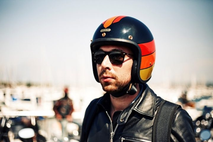 Go Retro with the Hedon x 4H10 1971 Helmet