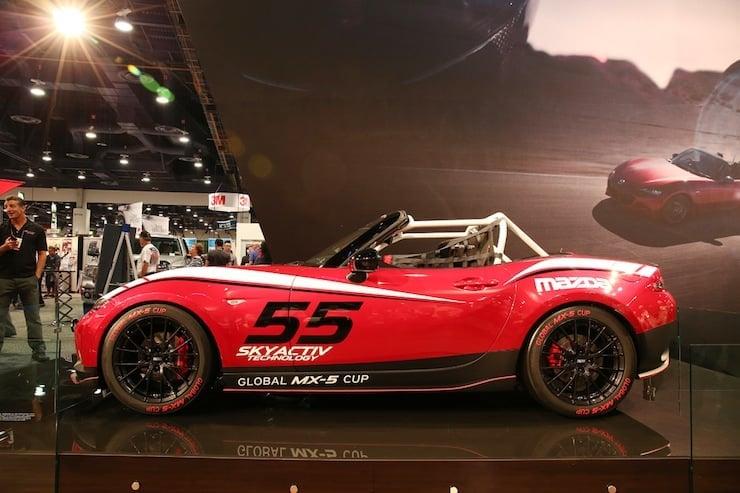top 5 cars 2014 sema show