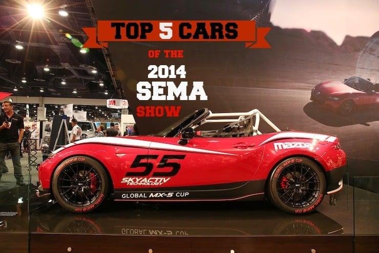 top-5-car-2014-sema-show