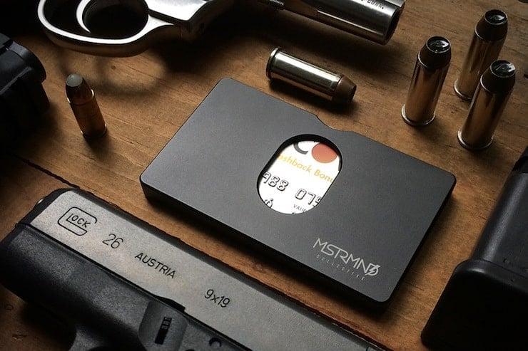 APEX Aluminum Wallet