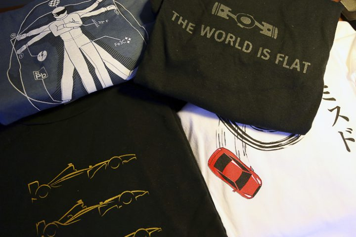 Car T-Shirt Maker Blipshift expands Line with Ties, bags, others