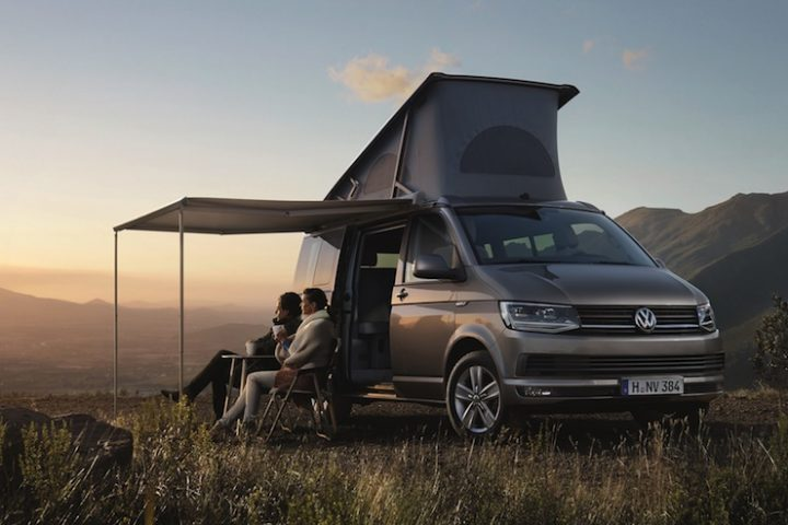 2016 VW California Camper Van New & Improved