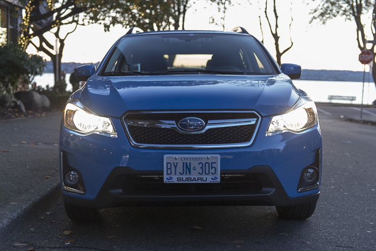 First Drive 2016 Subaru Crosstrek Review