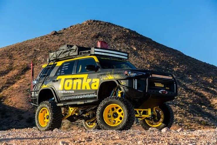 toyota 4runner tonka truck