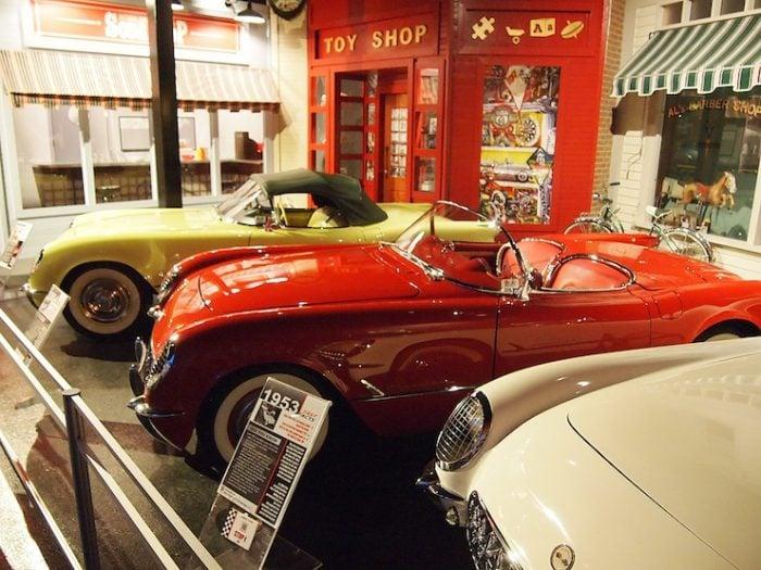 corvette museum