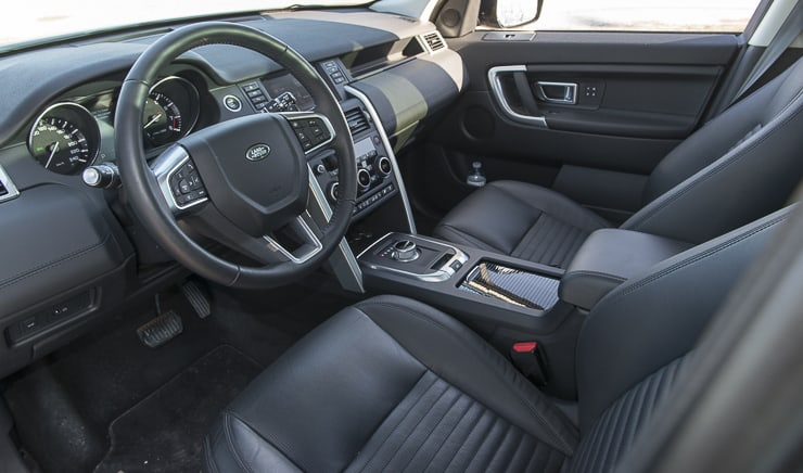 2016 Land Rover Discovery Sport HSE LUX-11