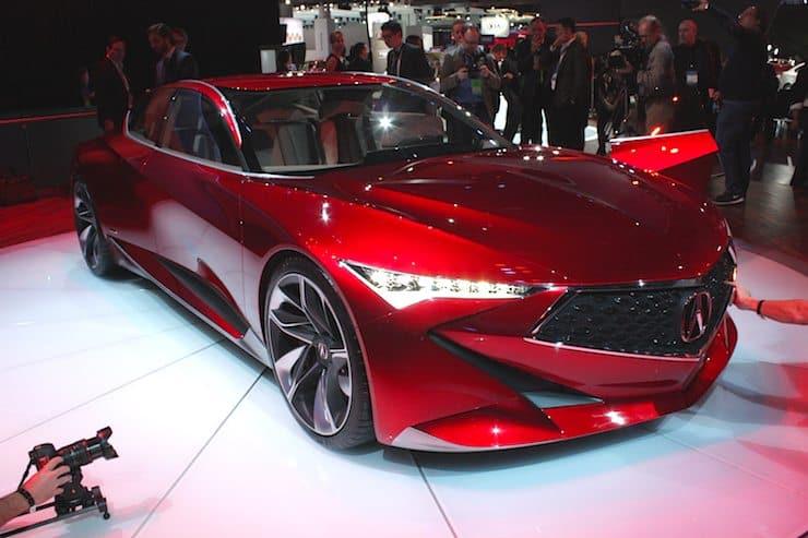 2016-detroit-auto-show-Acura Precision concept