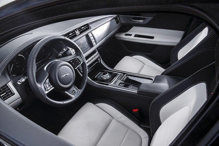 2016 jaguar xf s review