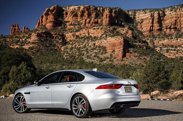 2016 jaguar xf r-sport review