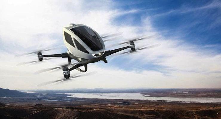 ehang-184-quadcopter