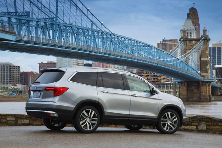 2016 Honda Pilot review