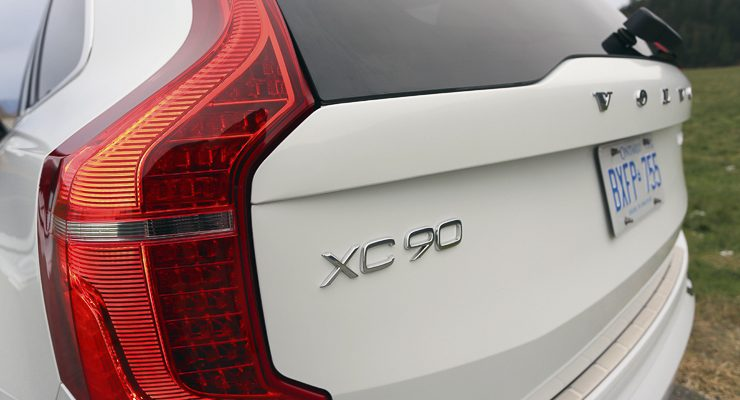2016 Volvo XC90 Inscription Review (19 of 25)