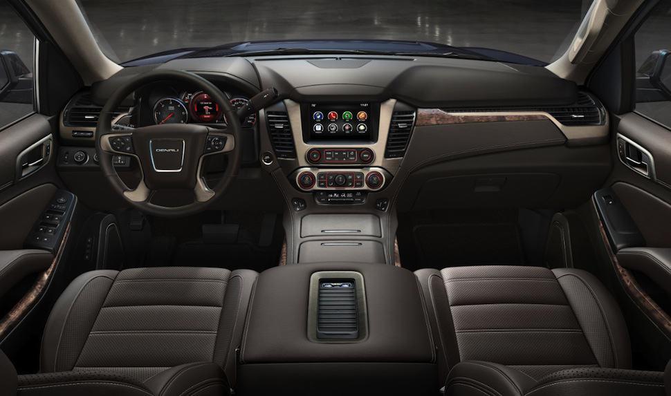2016 Gmc Yukon Denali Review Truck Capability Amp Interior