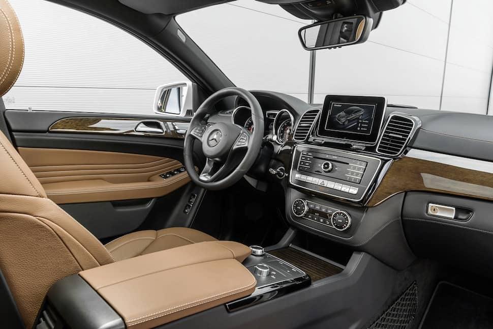 2016 Mercedes-Benz GLE 350d Coupé