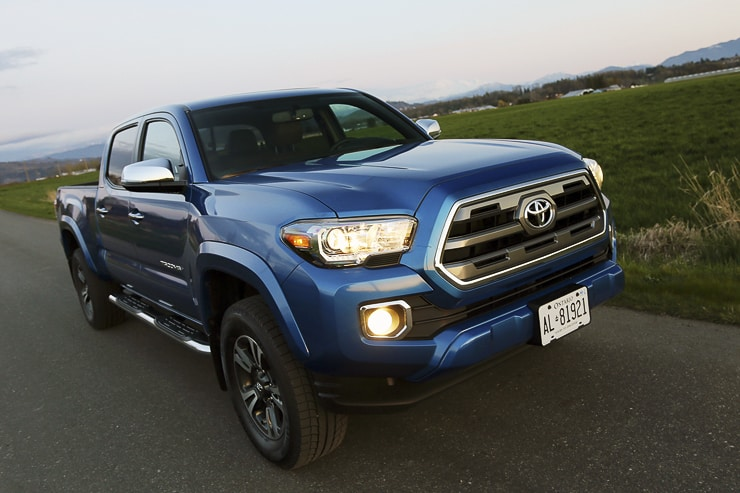 2016 toyota tacoma 4×4 double cab review (10 of 11)