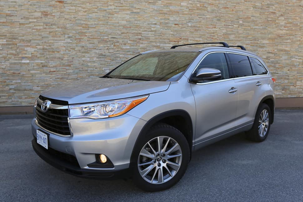 2016 Toyota Highlander Xle Review 17 Of