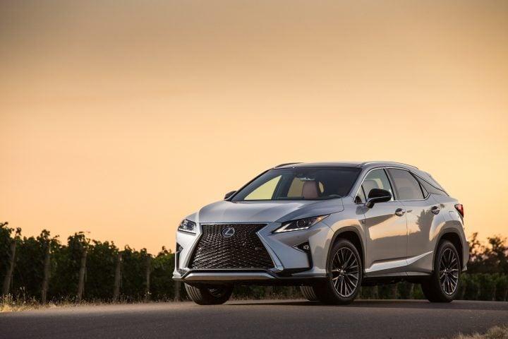 2016 Lexus RX 350 Review: Progressive Styling Meets Comfort