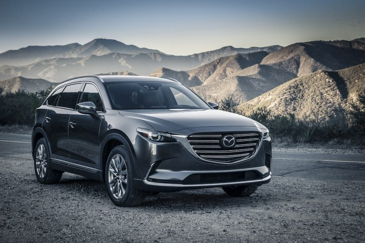 All-New 2016 Mazda CX-9 SUV Review: Less Powerful, Smaller, But More Fuel Efficient
