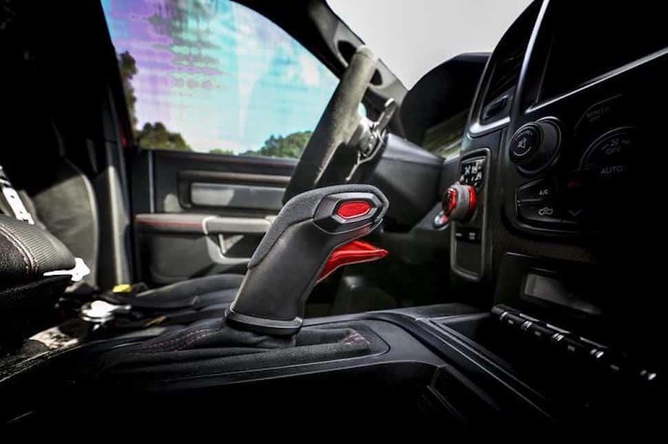 Rebel TRX Concept cabin 2