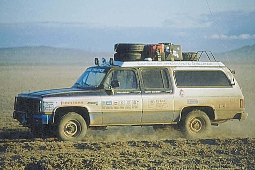 1984 GMC Suburban overlander