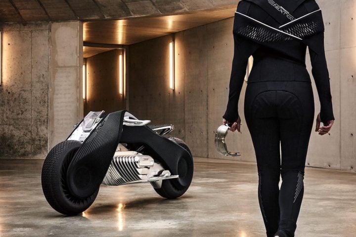 BMW Motorrad Vision Next 100: Future of Motorcycling?