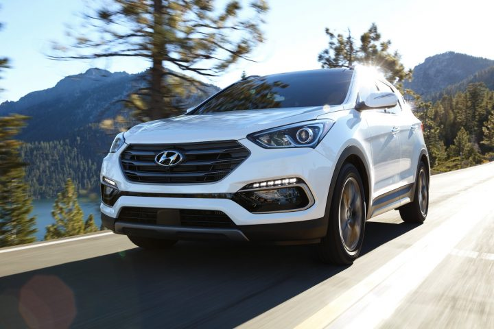 2017 Hyundai Santa Fe Sport Review: Updated Styling. Well-Rounded. Sporty?