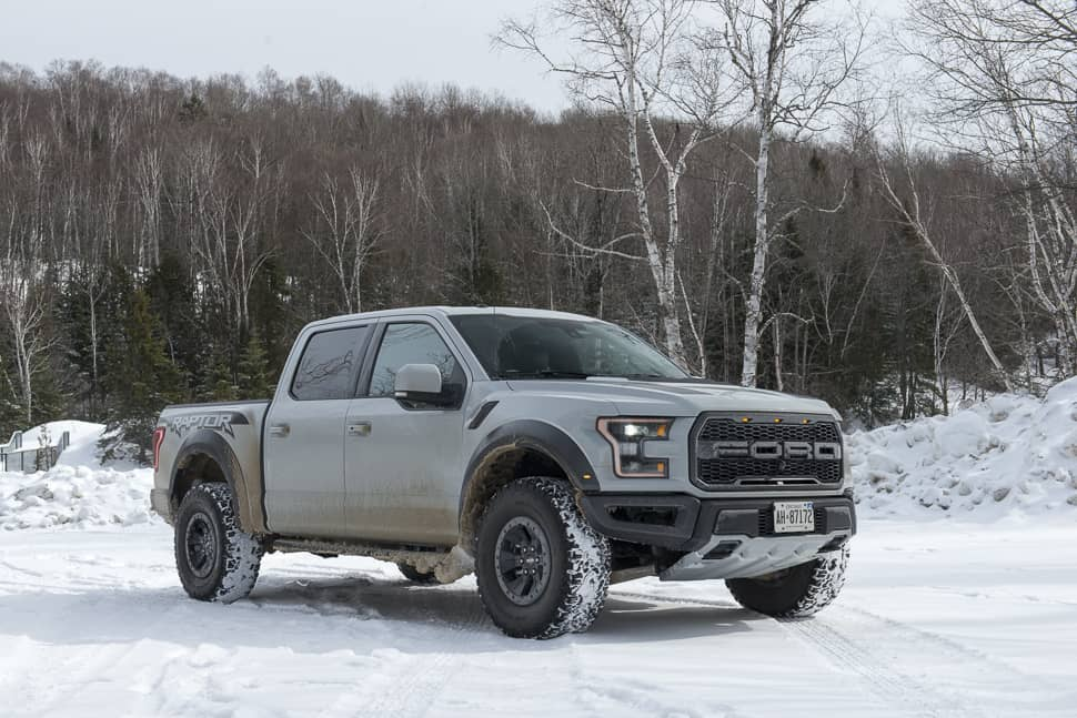 2017 Ford F-150 Raptor Review