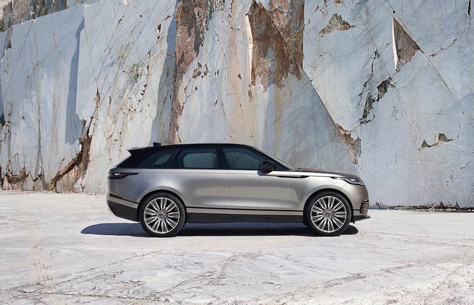 2018 range rover velar pricing
