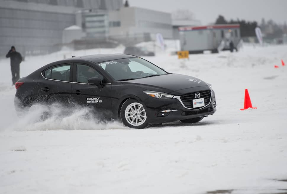 BFGoodrich Winter T:A KSI Tire review