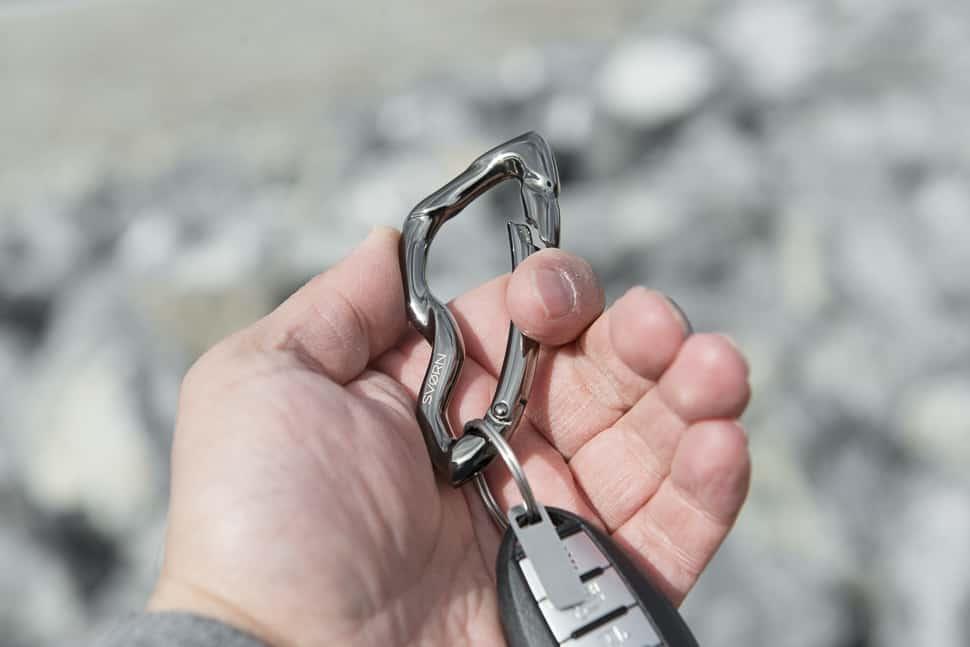 SVØRN Arcus Carabiner for keys