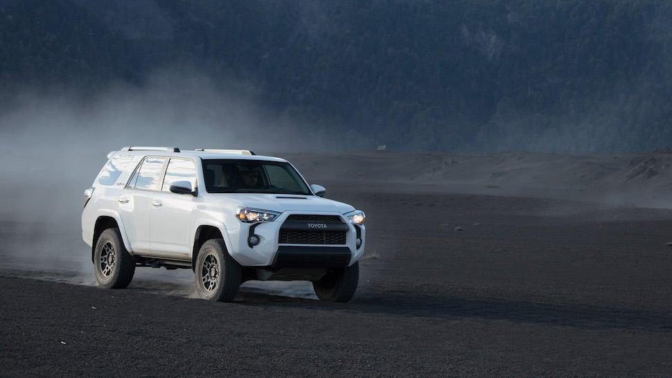 Toyota Runner Trd Pro Review Front on Toyota 4runner 3 0 Engine