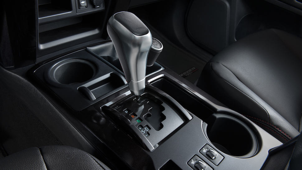 2017 toyota 4runner trd pro review shifter