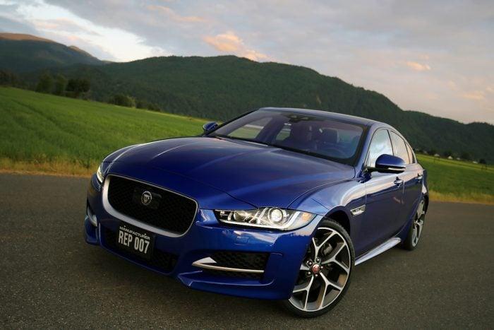 2017 jaguar 3.5t R-Sport review