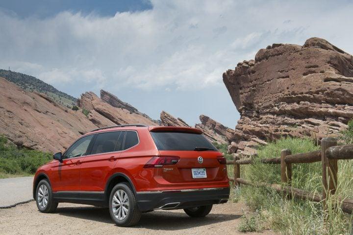First Drive: 2018 Volkswagen Tiguan Review