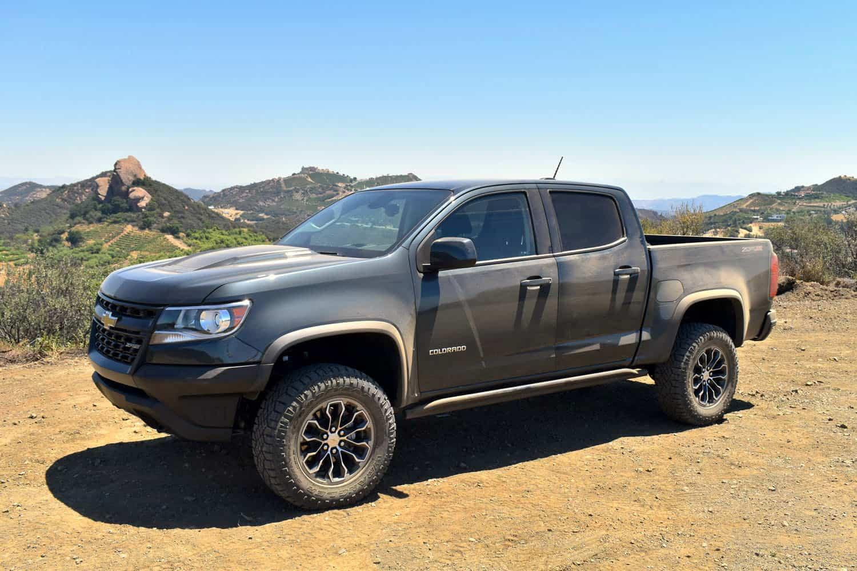 2017 Chevrolet Colorado ZR2 Review: Off-Road Daily ...