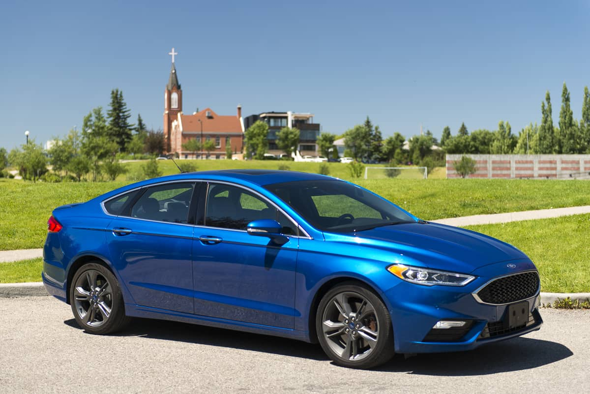 2017 Ford Fusion Sport Review: The 325-hp Unassuming Sedan