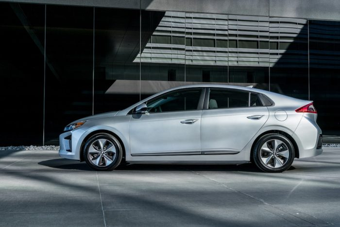 2017 Hyundai Ioniq Electric Vehicle (EV) Review