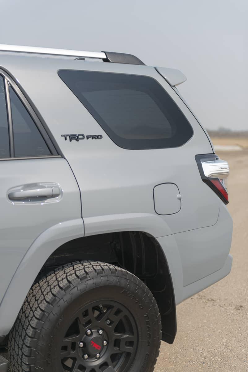 2017 Toyota 4Runner TRD Pro review
