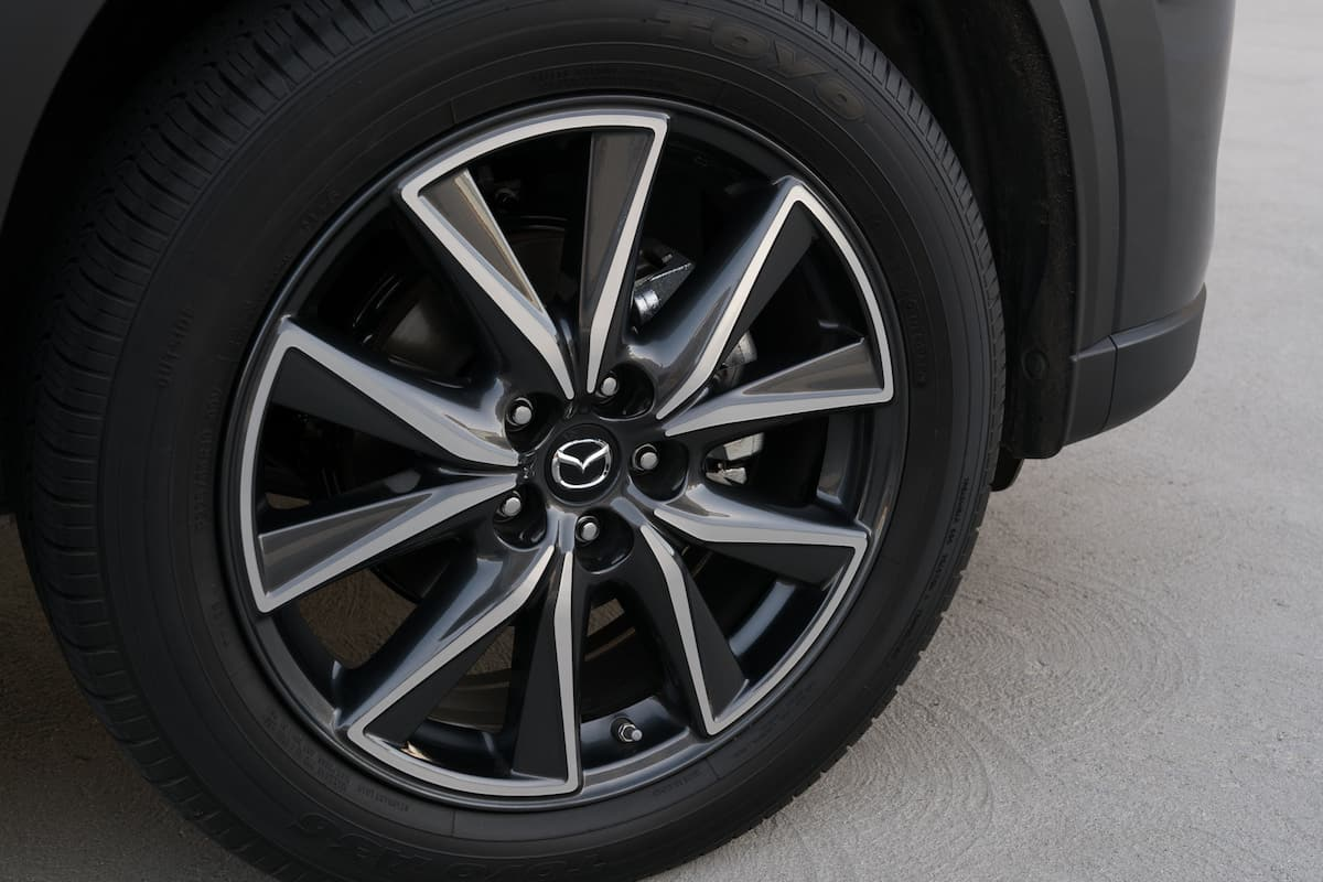 2017 mazda cx-5 review wheel
