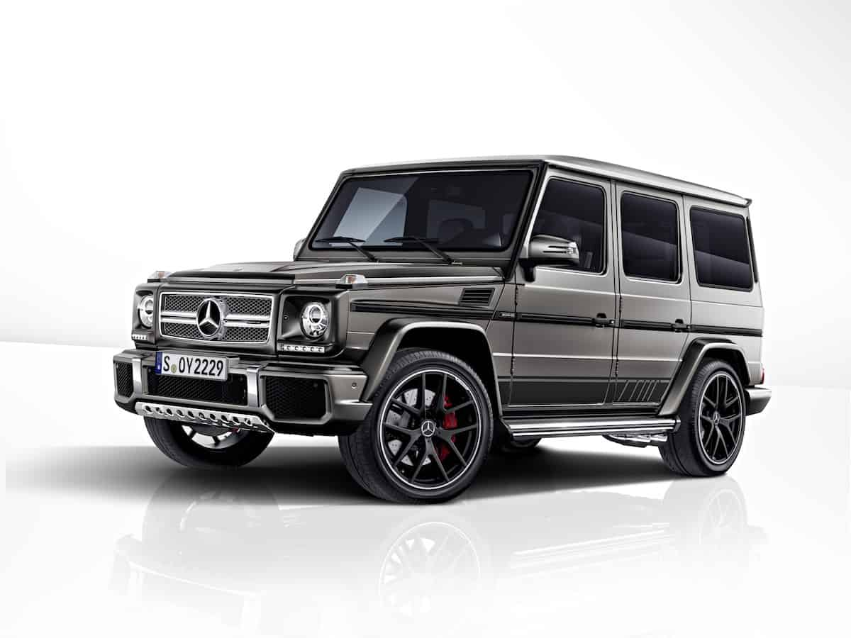 Mercedes-AMG G 63 und Mercedes-AMG G 65: Exclusive Edition
