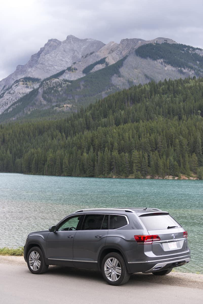 2018 Volkswagen Atlas SUV Review amee reehal