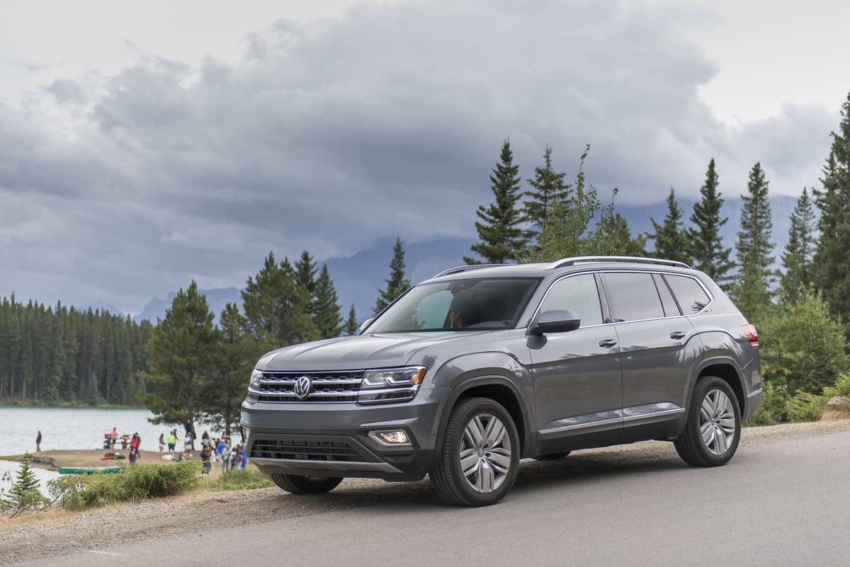 2018 Volkswagen Atlas Review: VW's 7-Seat SUV Built for North America