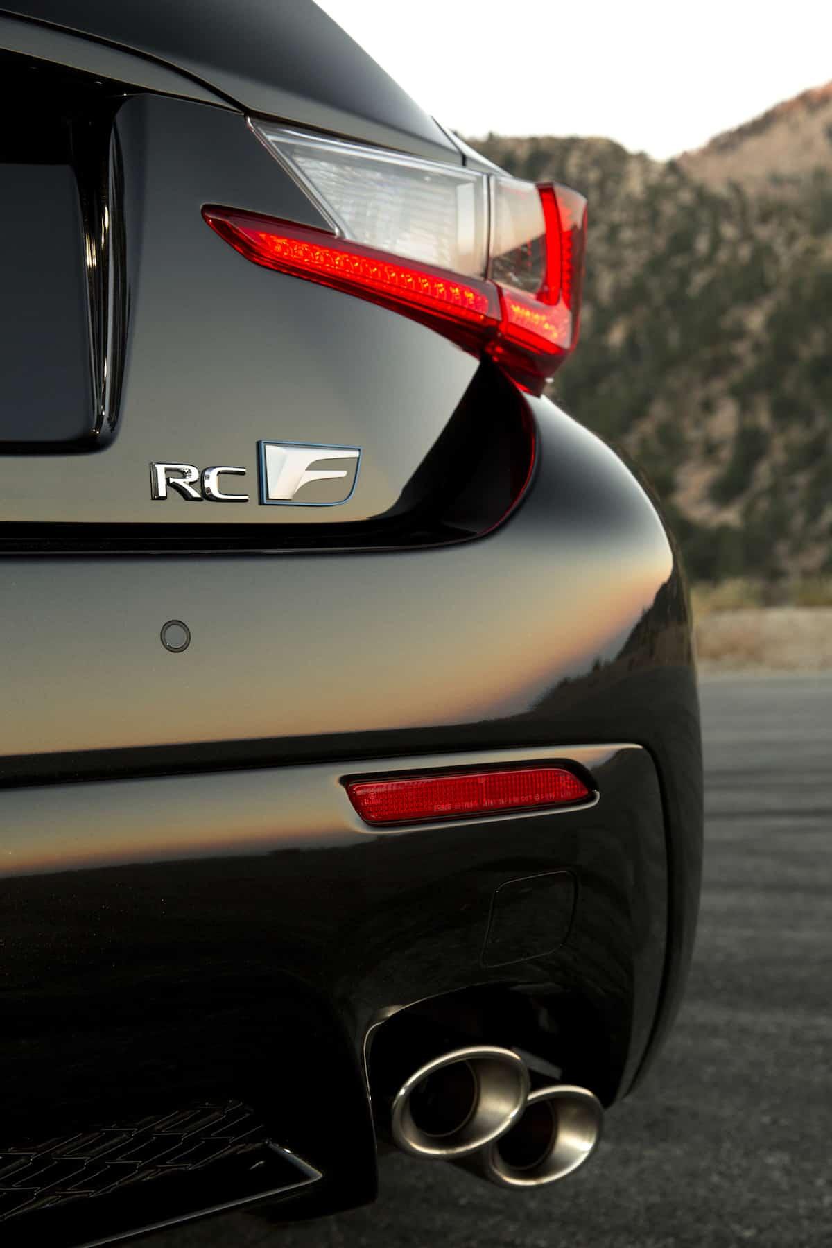 2017 Lexus RC F Review