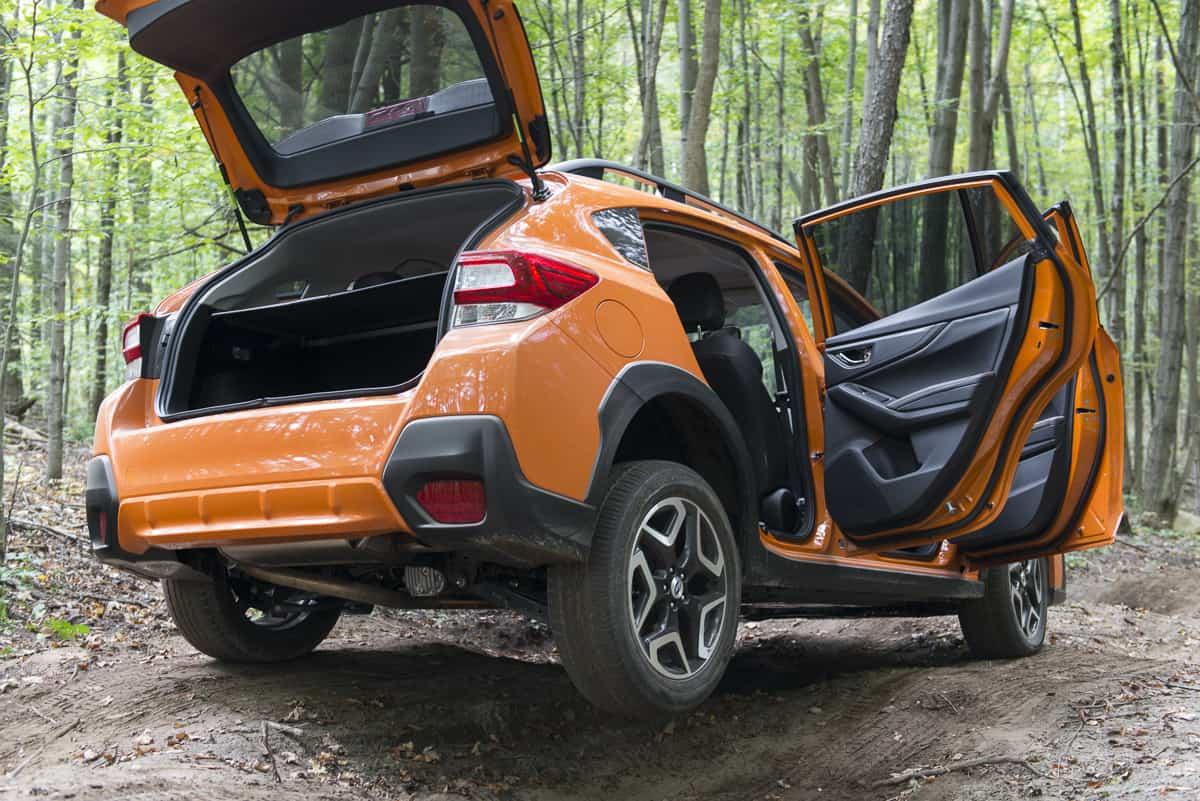 Subaru Crosstrek Off Road >> All New 2018 Subaru Crosstrek 13 New Things You Need To Know