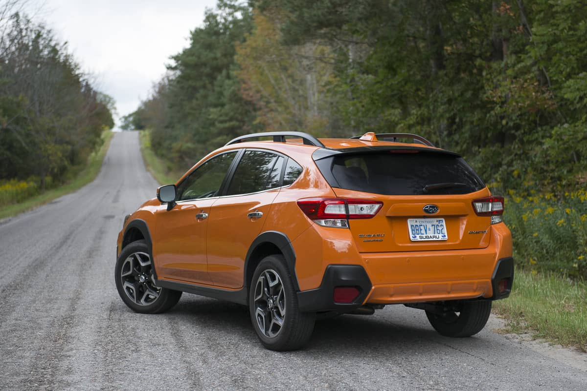 2018 Subaru Crosstrek Review