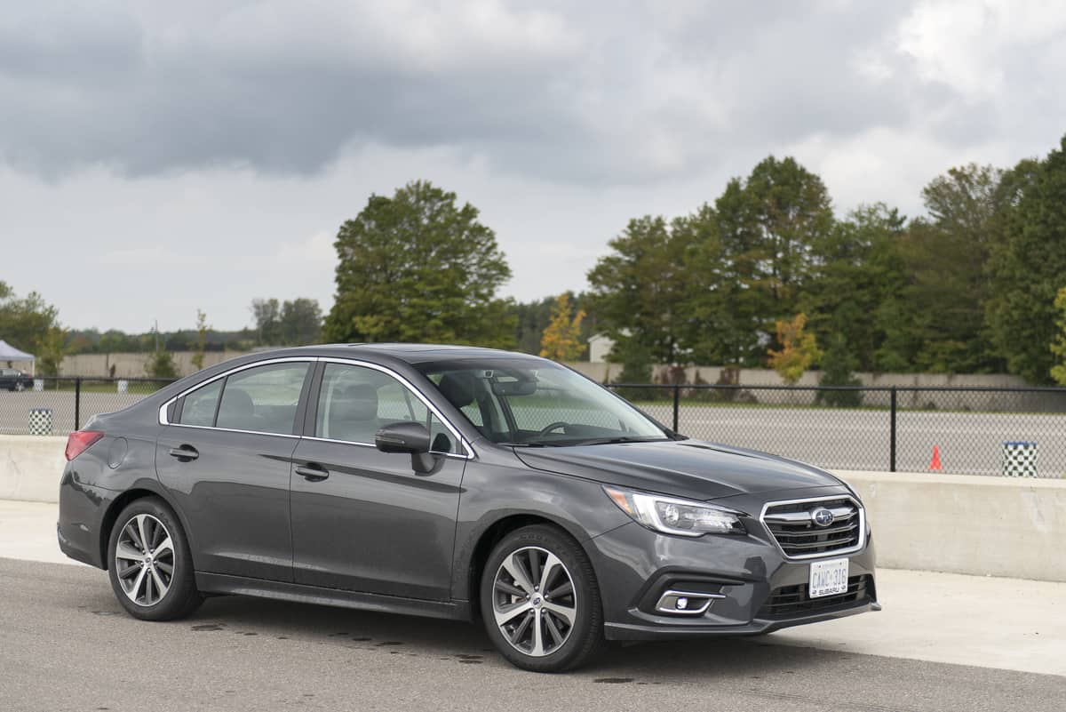 2017 Honda Cr V Towing Capacity >> 2018 Subaru Legacy First Drive Review: Improved Handling ...